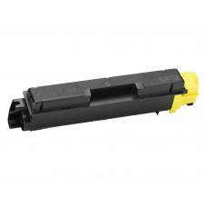 Картридж TK-580Y для KYOCERA Ecosys P6021CDN желтый, с чипом и бункером