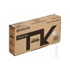Картридж TK-6115 для Kyocera ECOSYS M4125idn, M4132idn 1T02P10NL0 15000 страниц