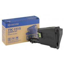 Картридж TK-1115 для Kyocera FS-1041, FS-1220MFP, FS-1320MFP (тонер Mitsubishi) с чипом