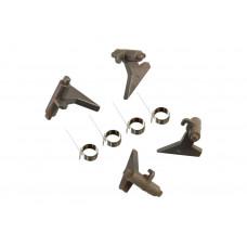 Палец отделения для Kyocera Fs-1035MFP, Ecosys M2030dn, P2035d 2HS25460 с пружиной