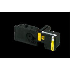 Картридж TK-5220Y для Kyocera Ecosys M5521cdn, M5521cdw, P5021cdn, P5021cdw 1200стр. желтый