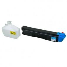 Картридж TK-590C для Kyocera FS-C5250dn, FS-C2026, FS-C2126 с чипом, голубой
