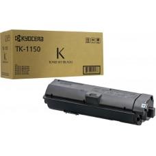 Картридж TK-1150 для KYOCERA Ecosys M2135DN, M2635DN, P2235DN, M2735DW (совместимый) с чипом