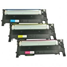 Заправка картриджа CLT-C406S для Samsung CLX-3305, CLP-365, CLX-3300, CLP-360, CLP-365w голубой