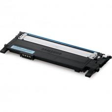Картридж CLT-C406S для Samsung CLX-3305, CLP-365, CLX-3300, CLP-360, CLP-365w голубой