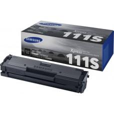 Заправка картриджа  Samsung MLT-111S без чипа. Ресурс 1500 (при 5% заполнении)
